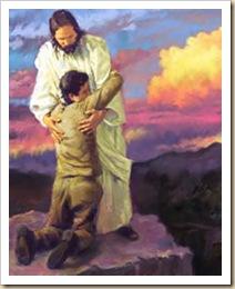 abraço de Pai