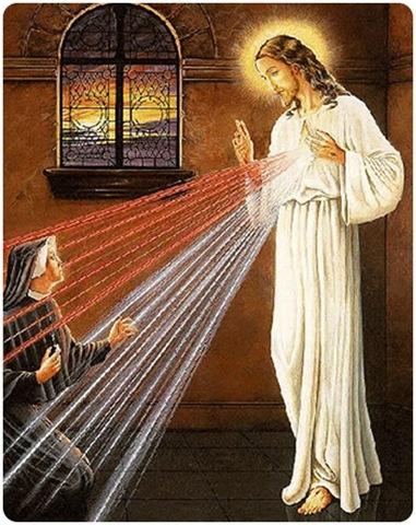jesus dando a luz