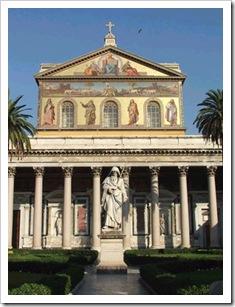 Chiesa di San Paolo fuori le mura