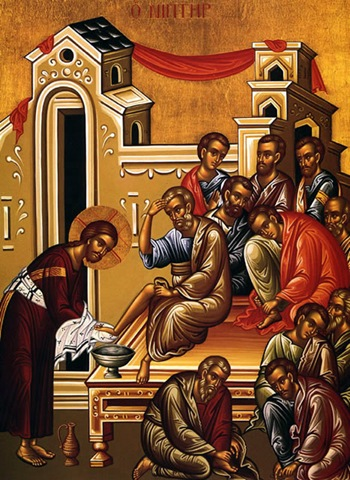 Resultado de imagem para jesus lavando os pés dos discipulos - imagem oriental