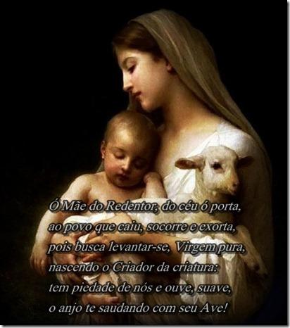 o-sim-da-virgem-maria