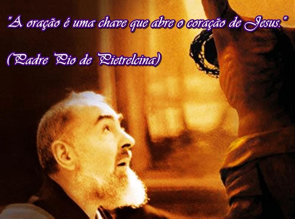 Pensamentos São Pio De Pietrelcina